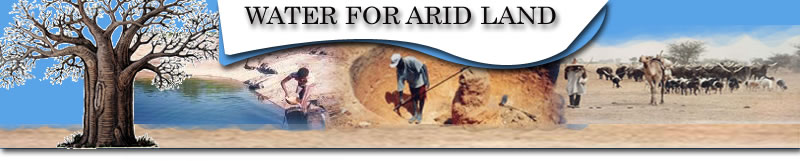 Water for Arid Land